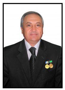 Uzoqov Baxrom Negmatovich